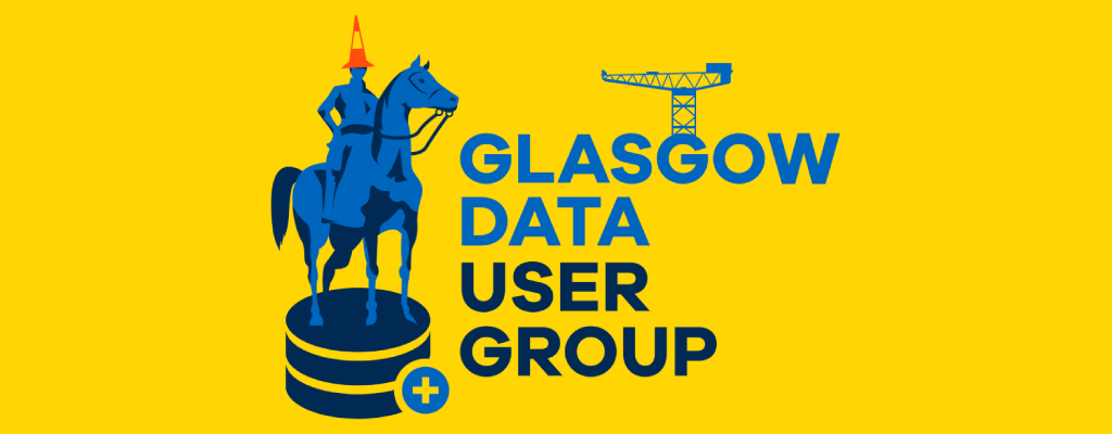 Speaking At The Glasgow Data User Group