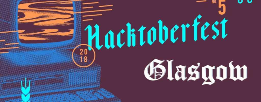We're running a Glasgow Hacktoberfest workshop!