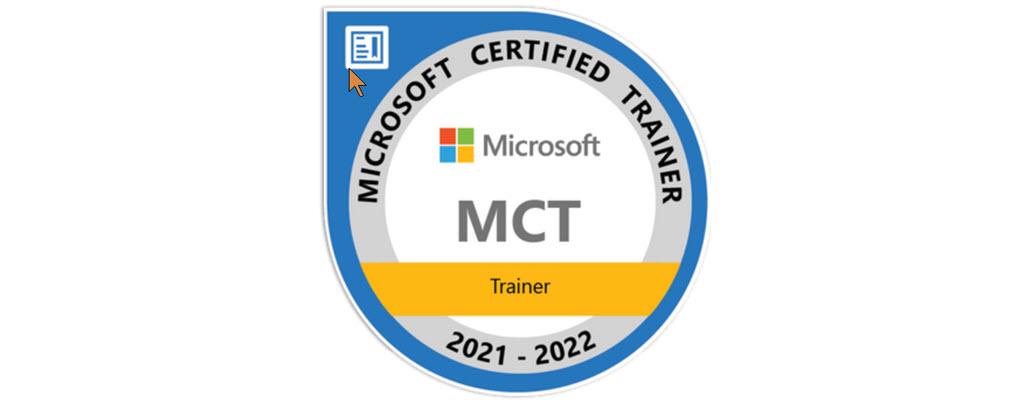 MCT Renewal 2021 - 2022