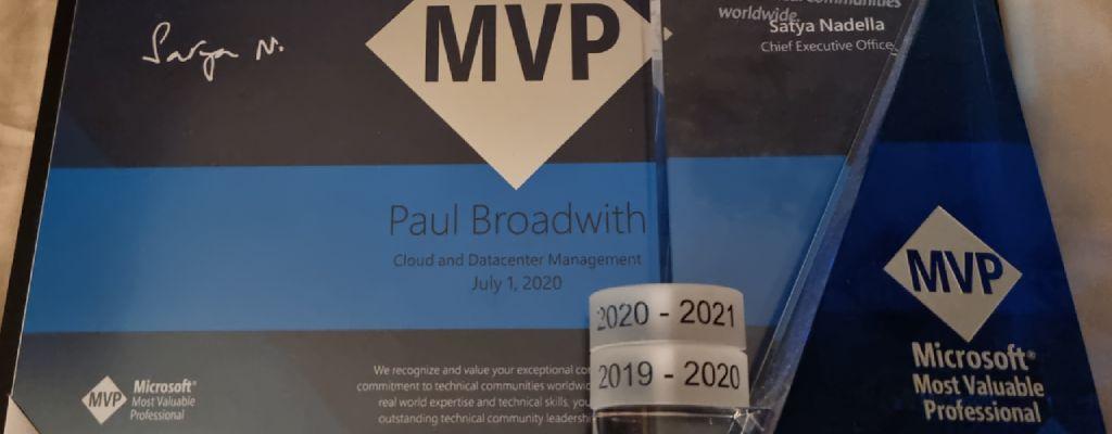 MVP Renewal 2020